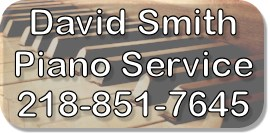 David Smith piano Tuning and Repair